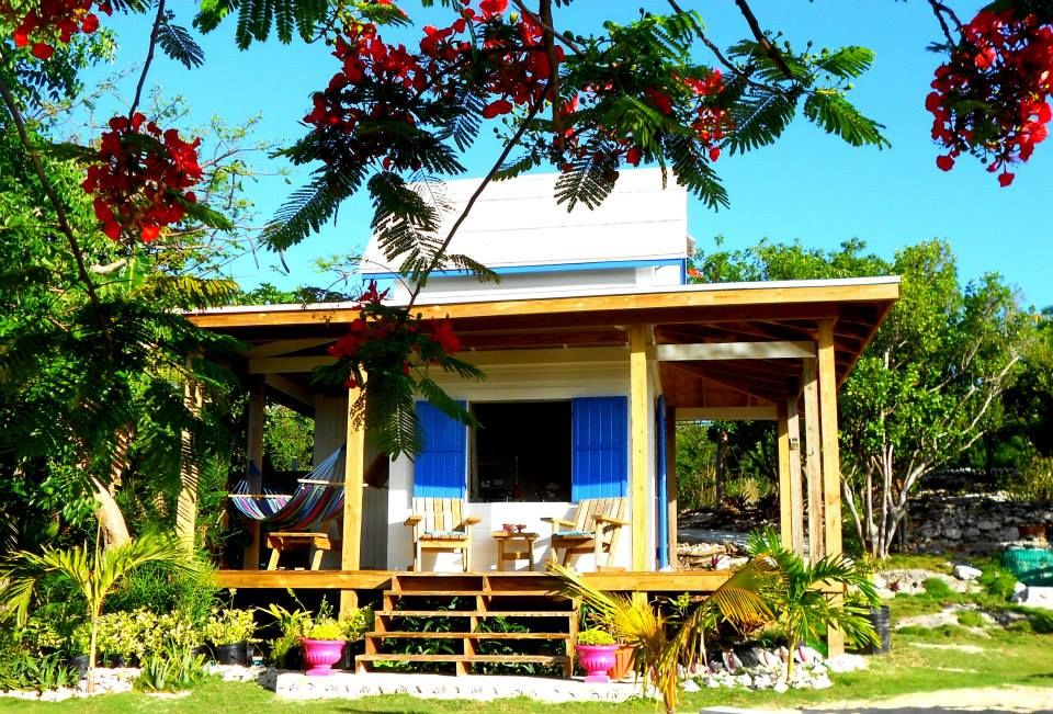 Tiny vacation rental in the bahamas Tiny house details