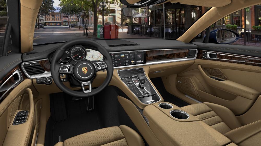 Porsche Car Configurator 2020