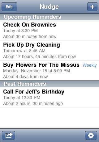 Minute minder app dating