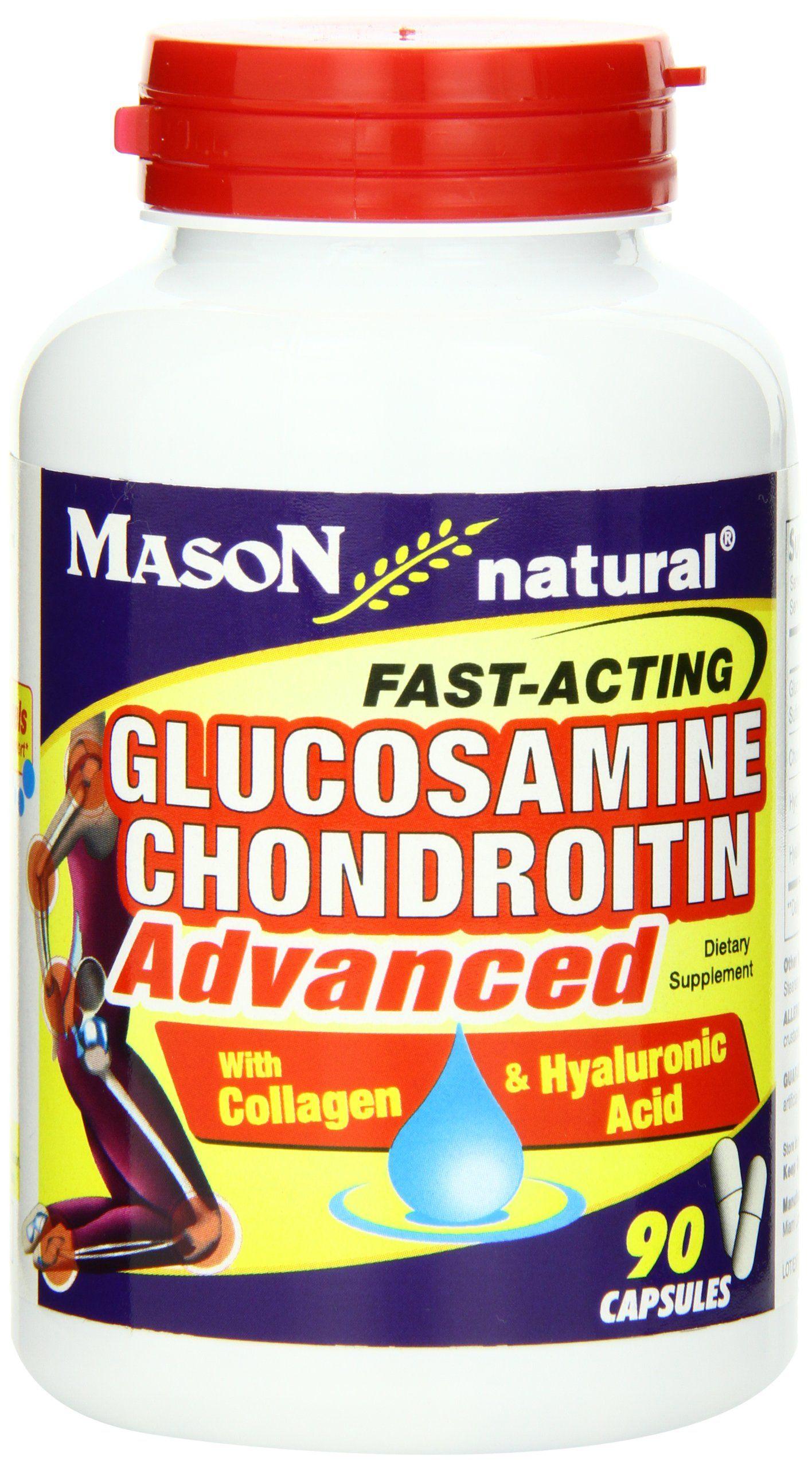Mason natural glucosamine chondroitin 90 capsules dietary