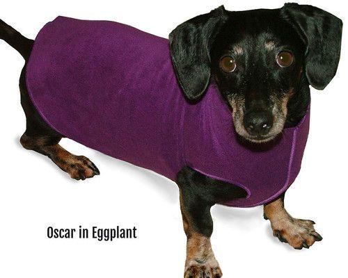 Cozy Fleece Dachshund Sweater Dachshund Sweater Dachshund Dog