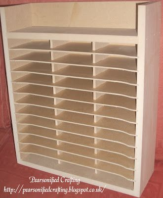 Craft Storage Stampin Up Inkpad Storage Ink Pad Storage