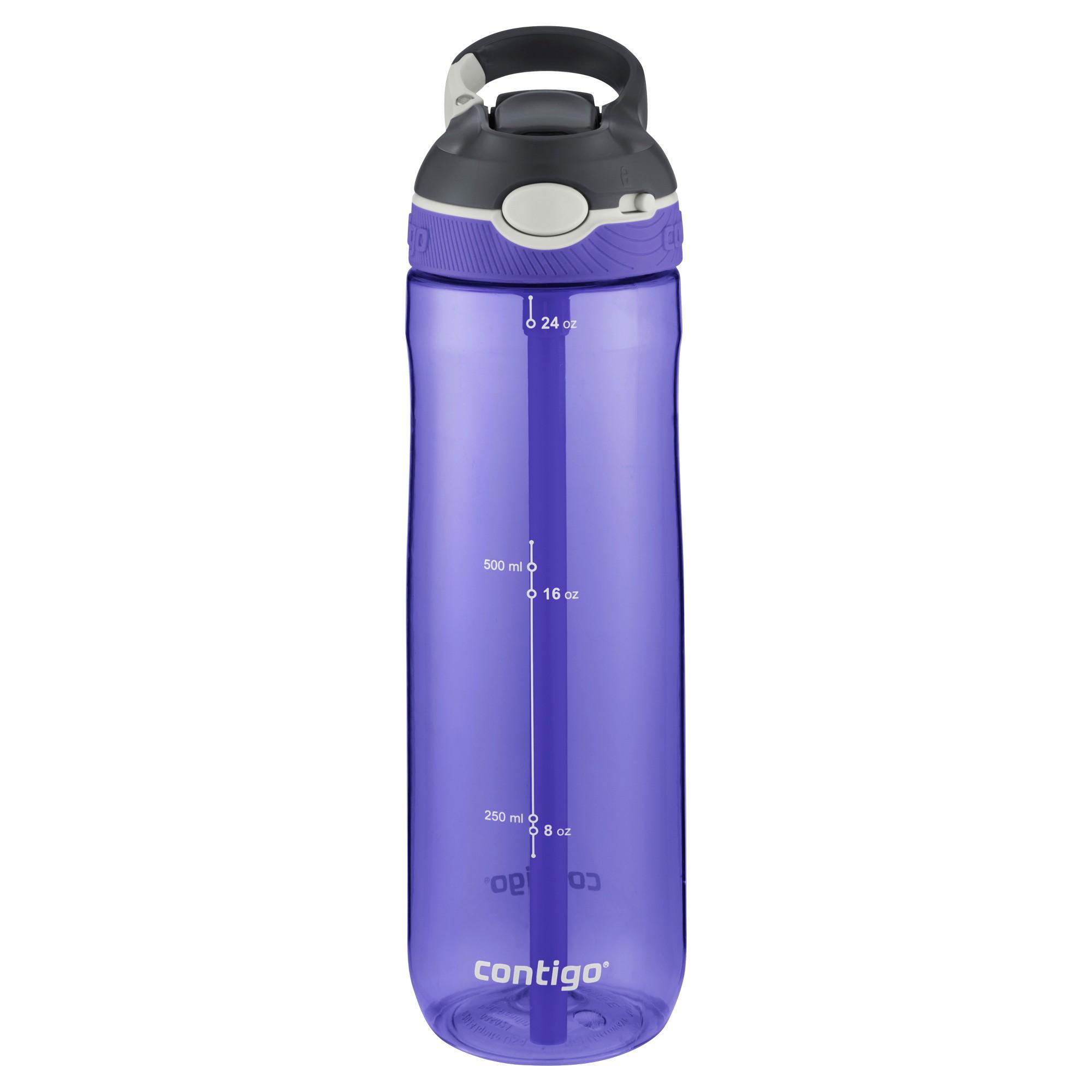 Contigo 24oz Autospout Straw Ashland Hydration Bottle