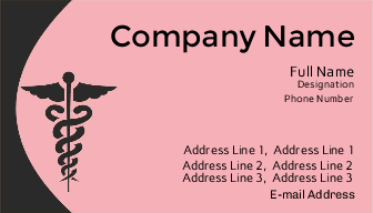 Business visiting card printing for Diagnostis center | Printasia