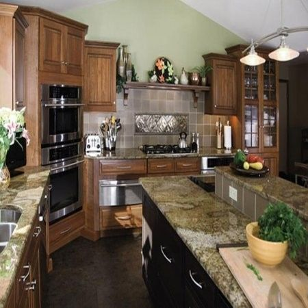 Hoffman Countertops Cabinets Tulsa Oklahoma Oklahoma City Oklahoma Kitchen Cabinet Remodel Kitchen Kitchen Cabinets