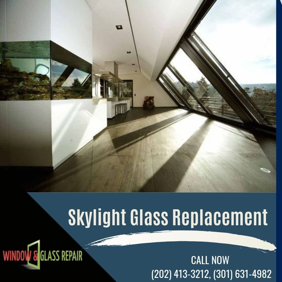 Upgrade Your Old Skylight With Window Glass Repair Service
