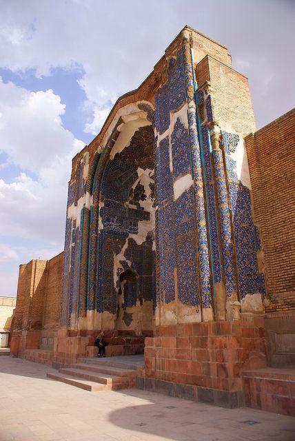Blue Mosque-Tabriz, Iran