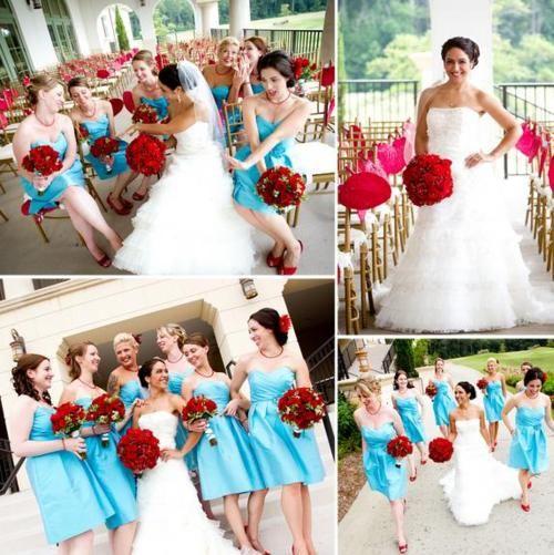 Tiffany Blue Wedding Theme Grab Something Say I