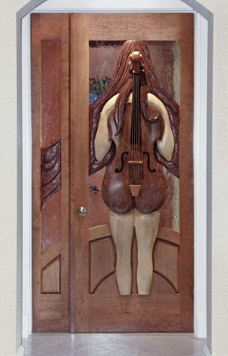 Custom Door  Fiona  by George Pandolph Mt. Dora Fl & Custom Door