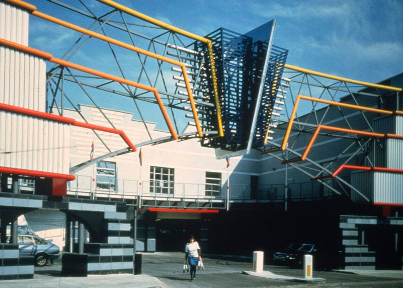 famous postmodern architecture. Architecture Famous Postmodern