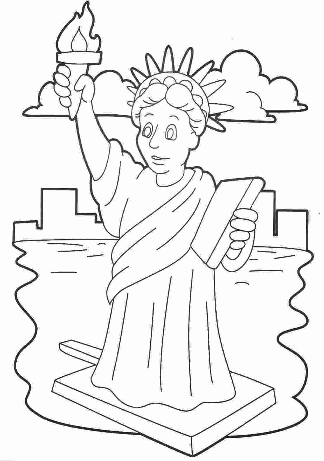 liberty coloring pages Cute Coloring Pages Statute of liberty coloring pages  More than 100000 Amazing Coloring sheets  Cute Coloring Pages Statute of liberty coloring pa...