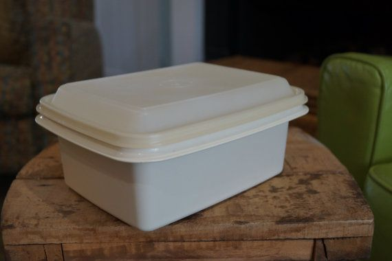 Tupperware Freeze Save Half Gallon Ice By Crackhouseglassart Tupperware Freezing Leftovers Frozen