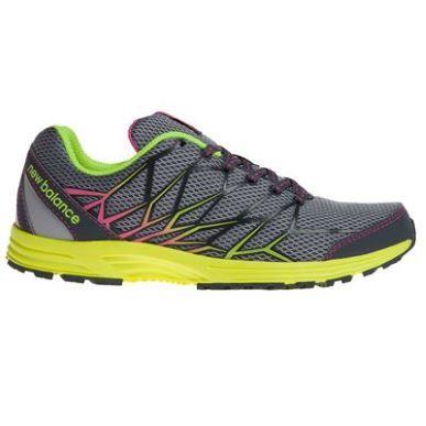 New Balance Grey Yellow Ladies Running Shoes Running Shoes Balance Wt330v2 Trail Ladies