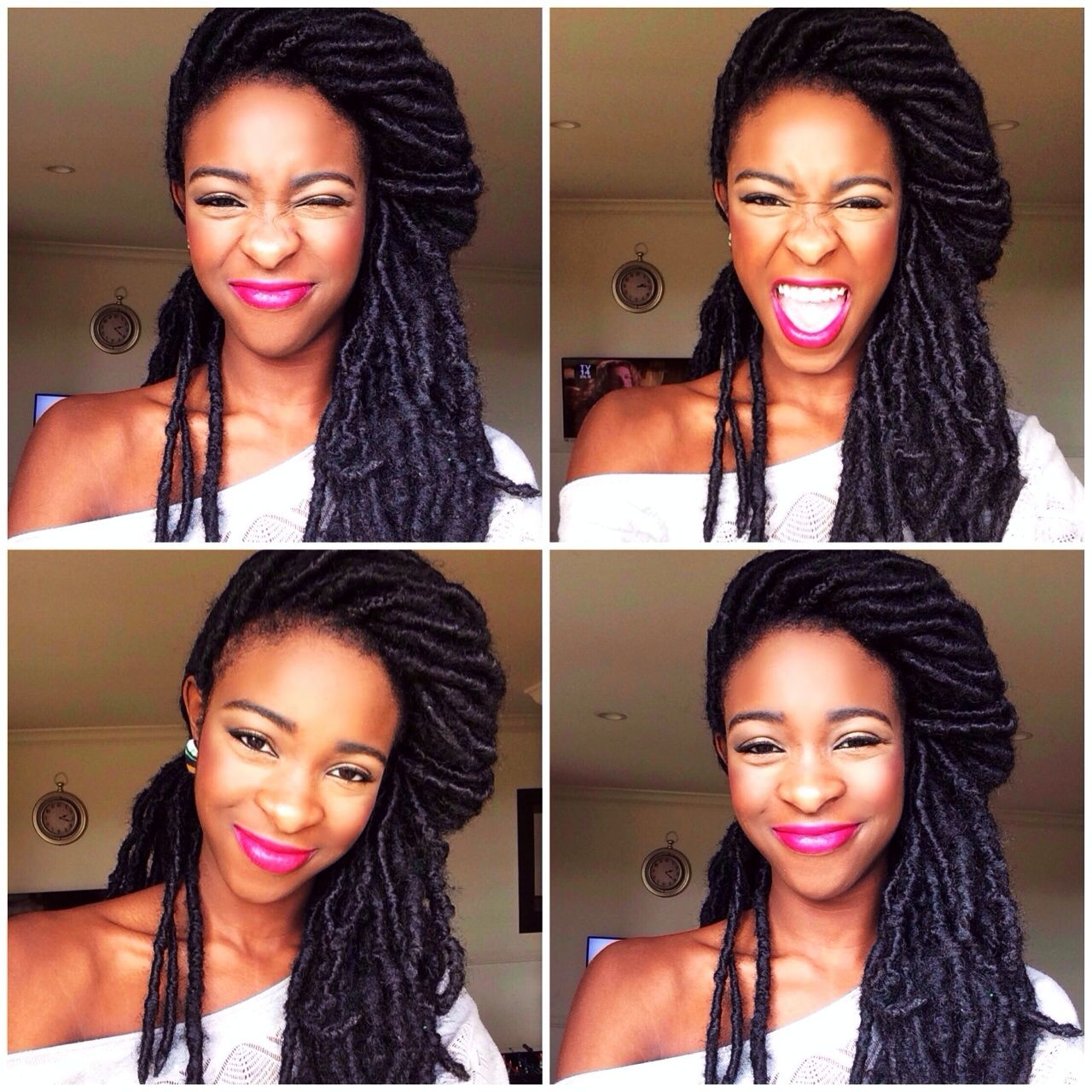 Awe Inspiring Twist Hairstyles Hairstyles And Twists On Pinterest Short Hairstyles For Black Women Fulllsitofus