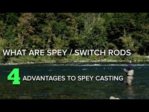 Spey vs Switch Rods and Spey Casting Advantages | Flytying