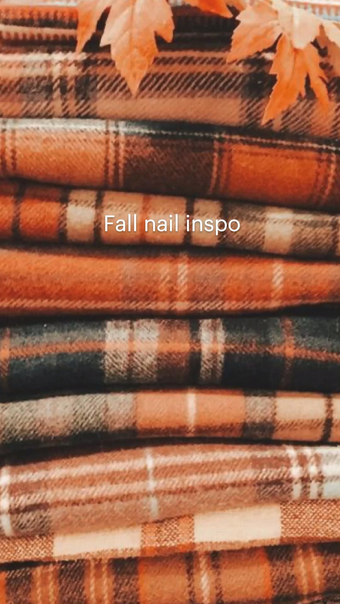 Fall nail inspo