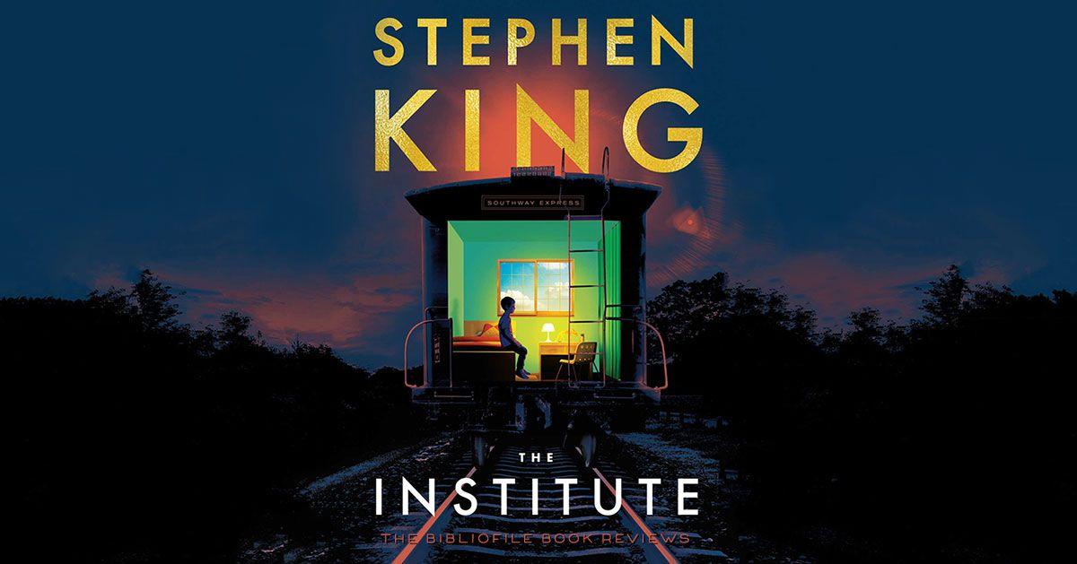 The Institute Castle Rock Novels Thriller