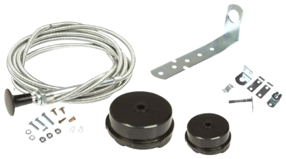 Gear Vehicle Cable Choke Conversion Kit Electric
