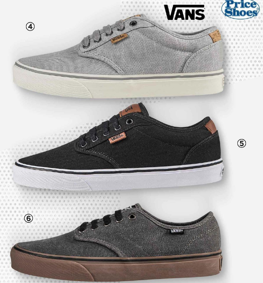 vans black shoes price