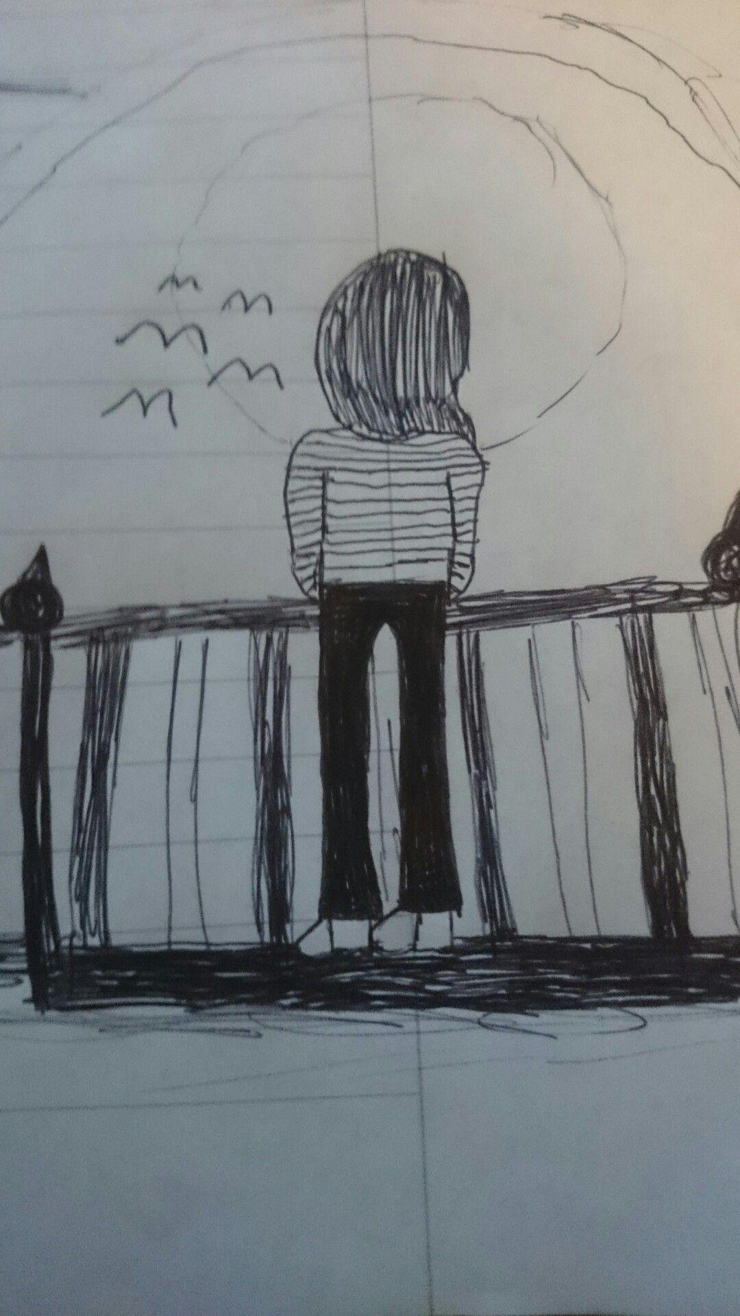 Sonnenuntergang Doodle Von Lili S 9 Zeichnungen Malvorlagen Vorlagen