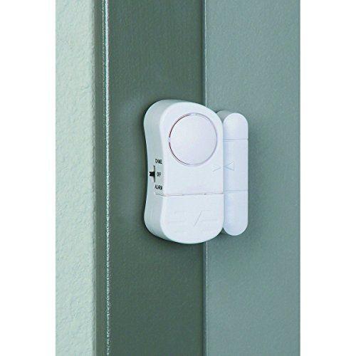 Door/Window Entry Alarm with Magnetic Sensor Pack of 2 Buwico //.amazon.com/dp/B008NXFKLK/refu003dcm_sw_r_pi_dp_qLlvvb15BBM63  sc 1 st  Pinterest & Door/Window Entry Alarm with Magnetic Sensor Pack of 2 Buwico http ...