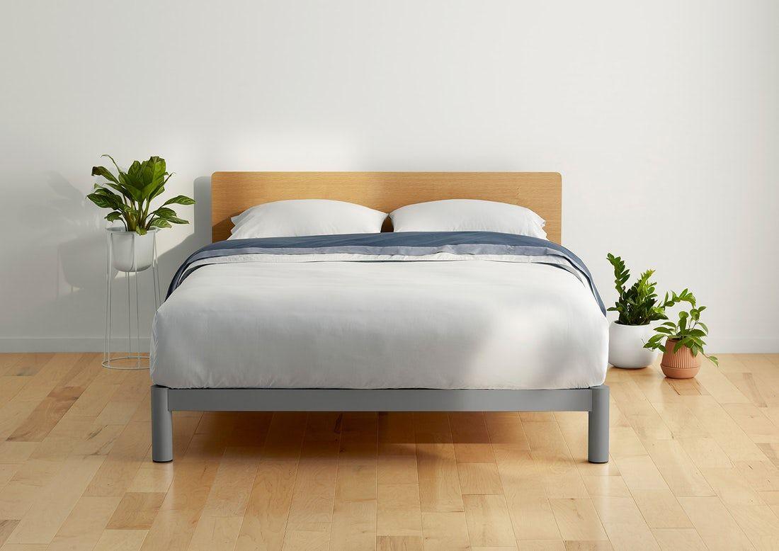 The Platform Bed Casper A Beautiful Platform Bed Fit For A Casper Casper Bed Frame Bed Platform Bed