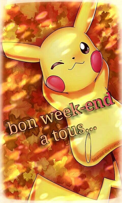 Bon week end tous citation week end pinterest photos anim es jours de la semaine et - Bon week end a tous ...