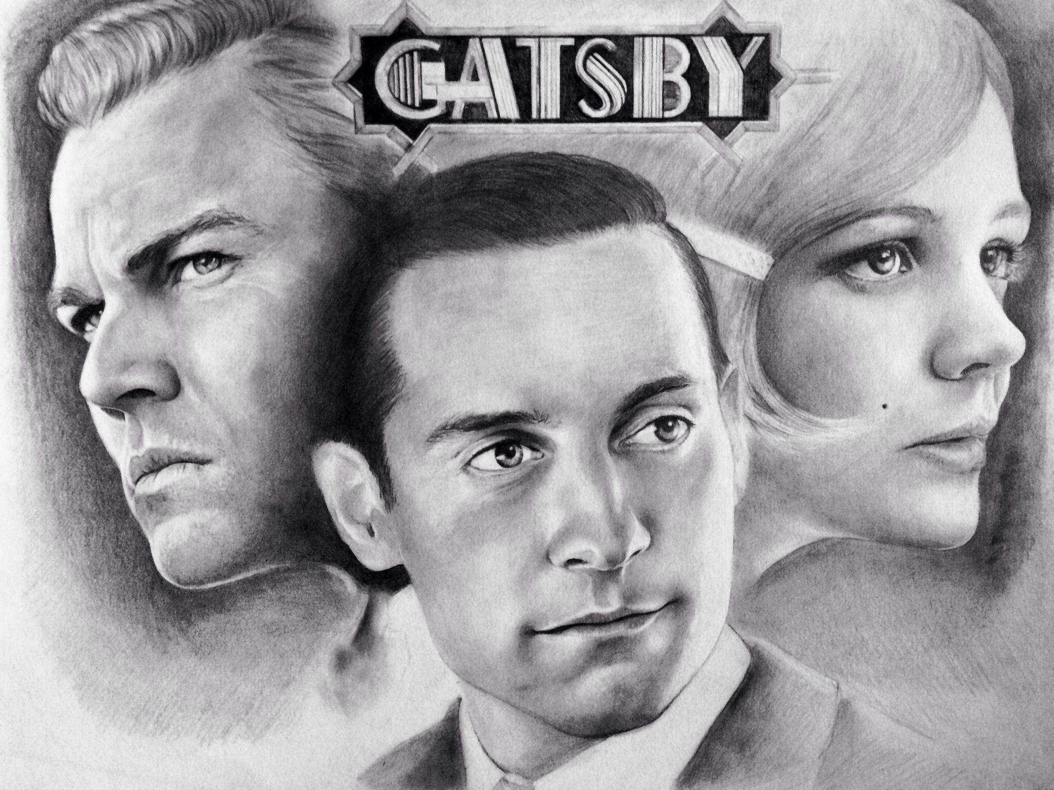 The Great Gatsby by Sampl3dBeans.deviantart.com on @deviantART