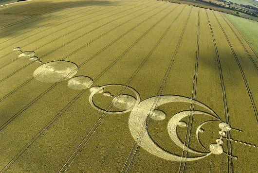 Crop Circles - Gallery