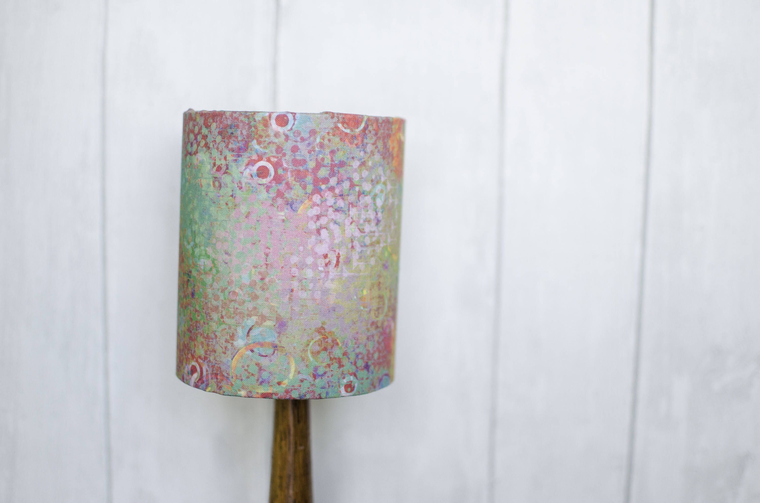 Statement Lampshade Bright Green Lamp Shade Rainbow Home Decor Table Ceiling Light
