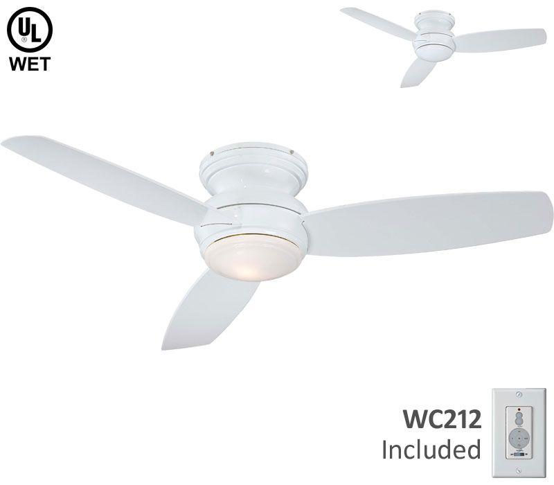 Minka aire f594 wh tradition concept 52 inch white ceiling fan minka aire f594 wh tradition concept 52 inch white ceiling fan aloadofball Image collections