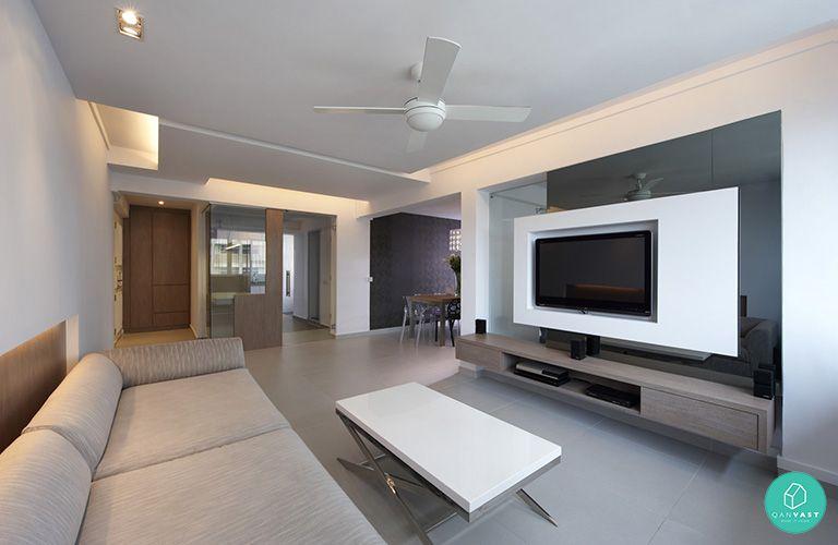 Hdb Living Room Design Ideas Singapore