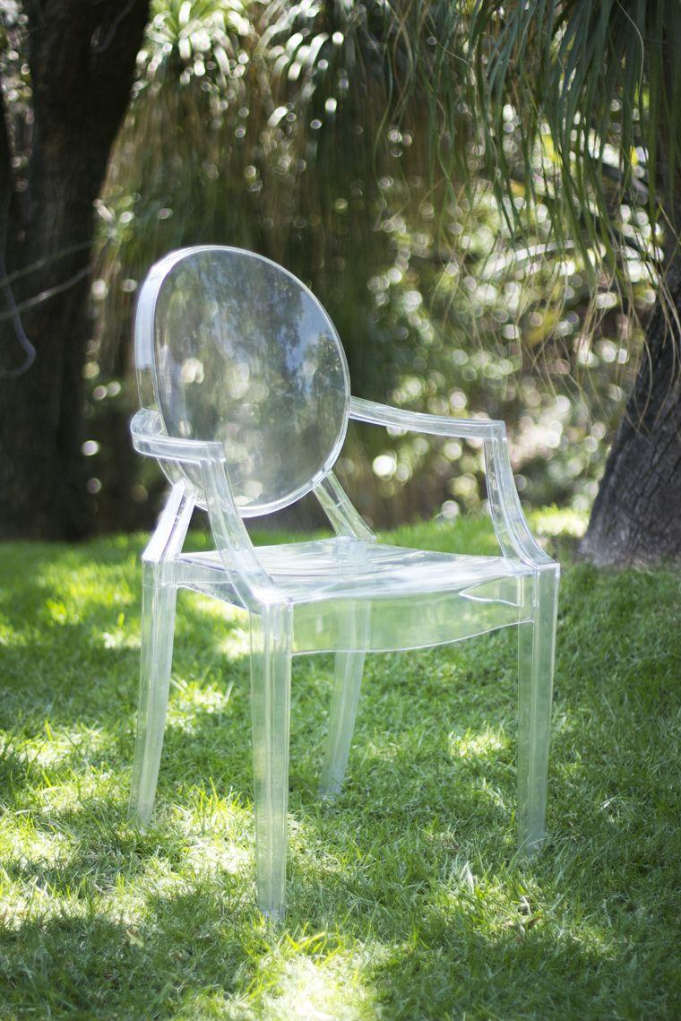 Silla louis ghost mobiliario vintage pinterest - Silla louis ghost ...