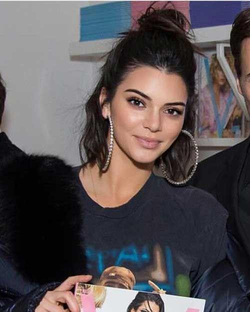 Kendall Jenner Short Hair 20 Pics