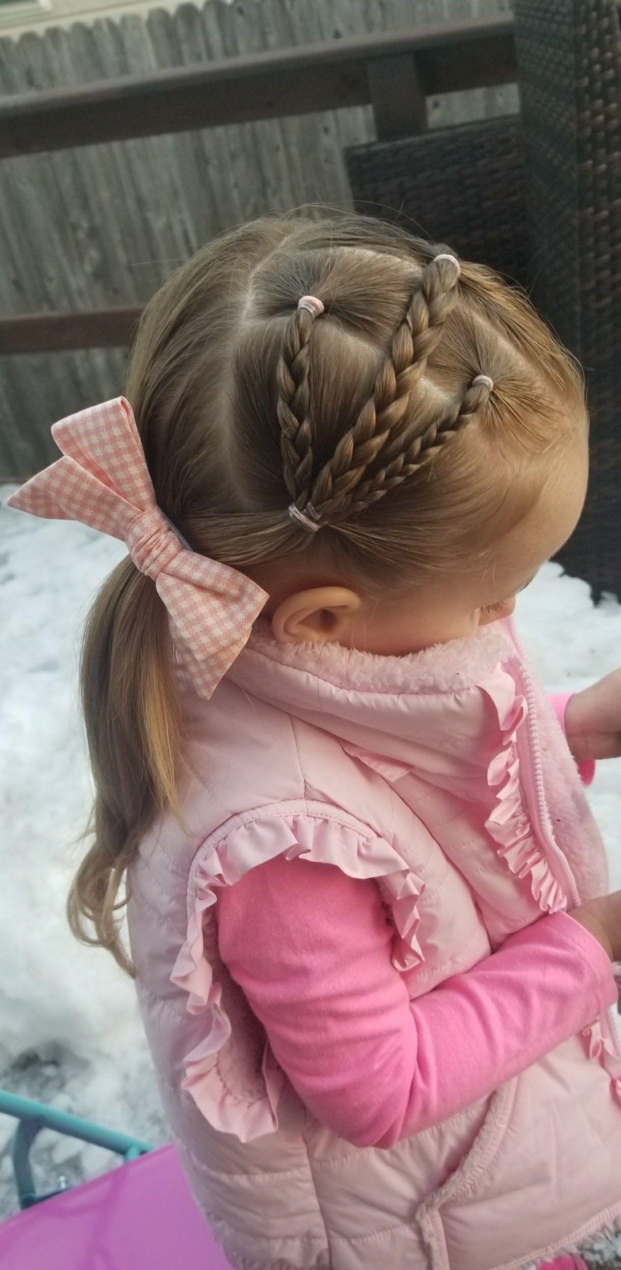 simple hairstyle | toddler girl hairstyles in 2019 | hair