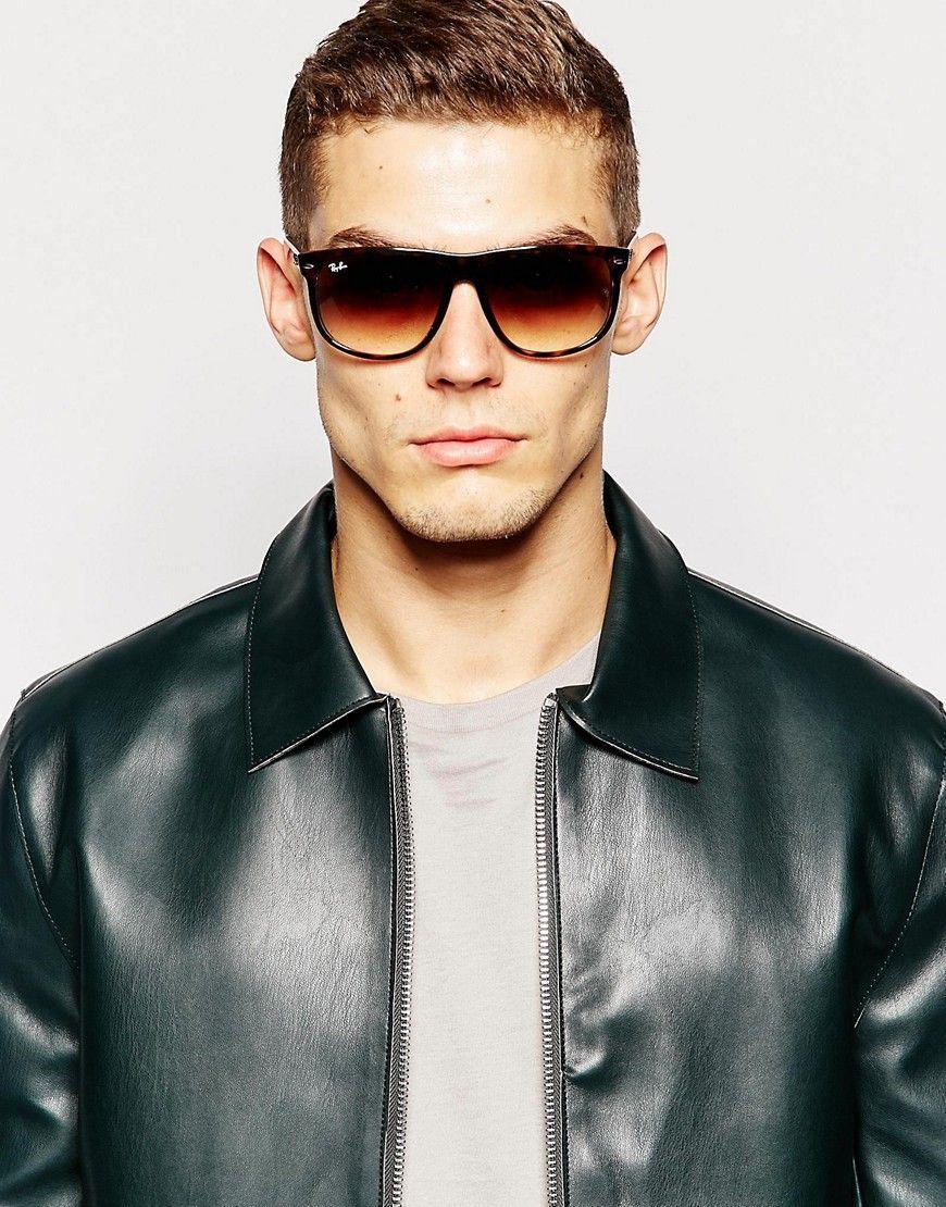 Image 3 of Ray-Ban Wayfarer Sunglasses RB4147   WANT IT!   Pinterest ... 45d96768f1