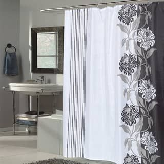 Pin By Stephen R On Shower Curtians Fabric Shower Curtains