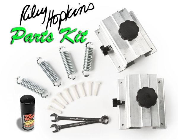 Always helpful - spare parts for the Riley Hopkins press