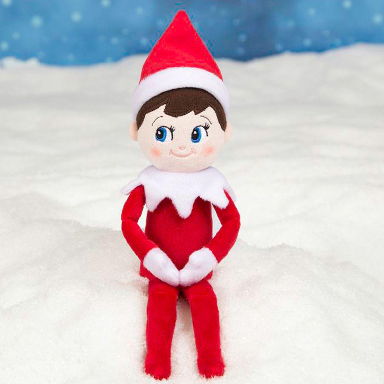 Elf On The Shelf 27 Huggable Boy Plushee Pals Pphugb With Images