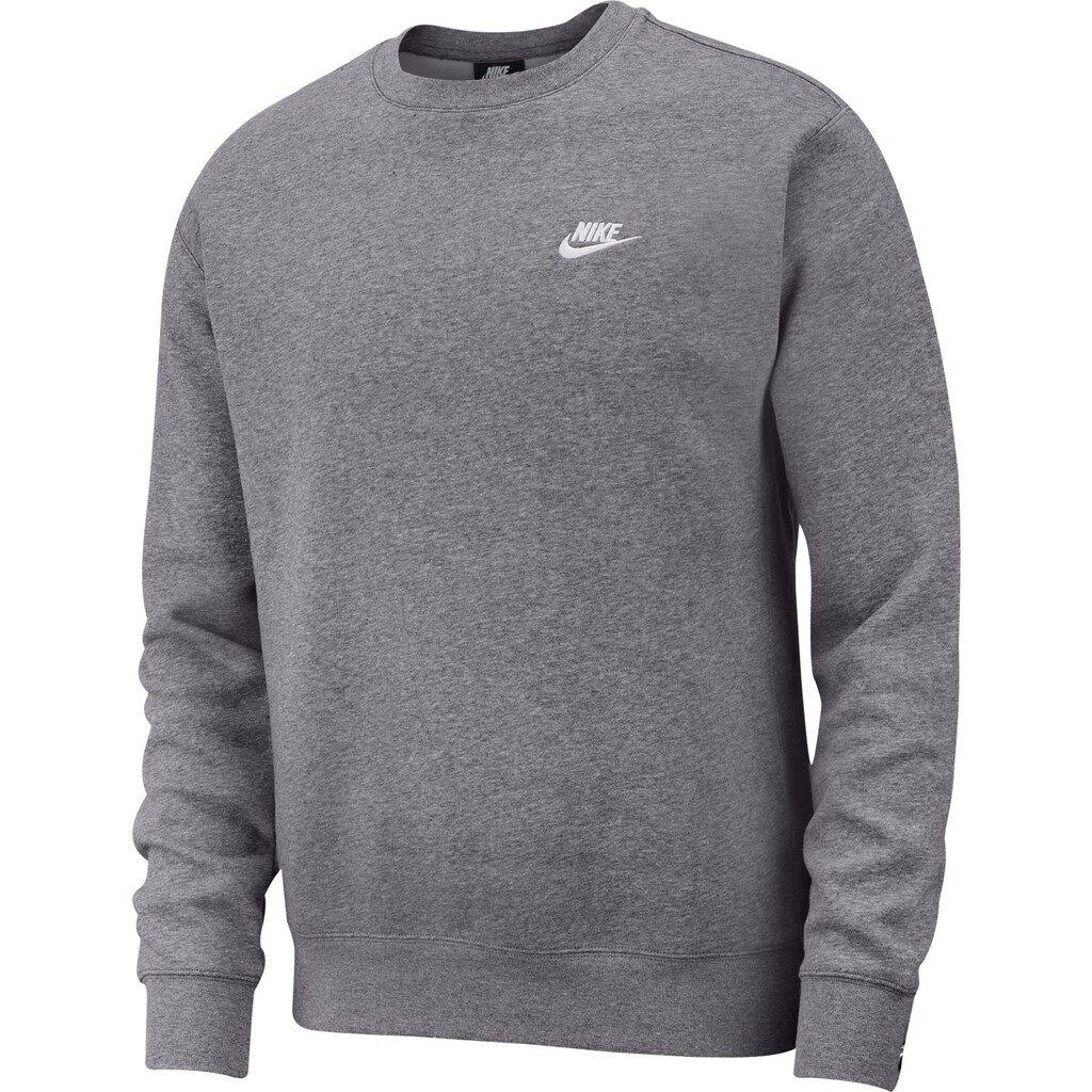 Men S Nike Club Fleece Crew Nike Sweatshirts Mens Sweatshirts Nike Crewneck Sweatshirt [ 1024 x 1024 Pixel ]