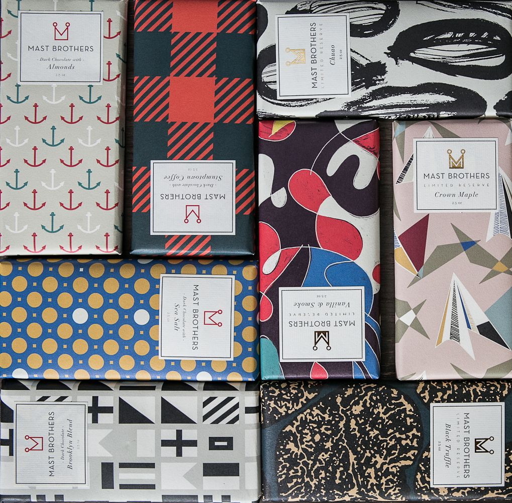 Mast Brothers | Almonds, Blog and Salts