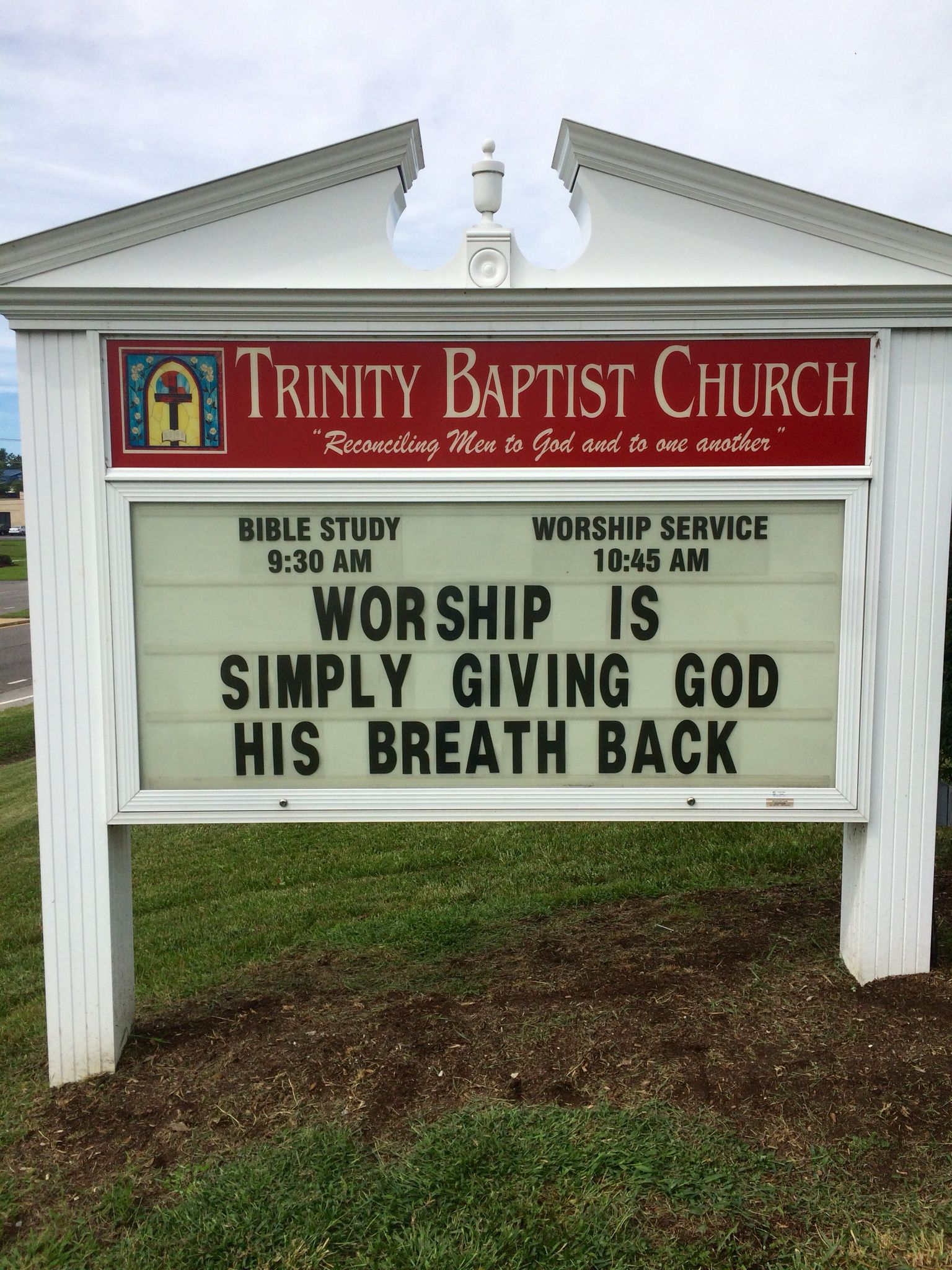 Church Sign Quotes Trinity Baptist Church Christiansburg Va Church Marquee Sign