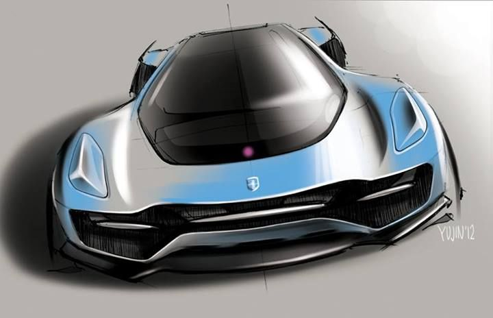 Pin By Stephane Sommer On Car Sketch Concept Cars Concept Car Sketch Car Design Sketch
