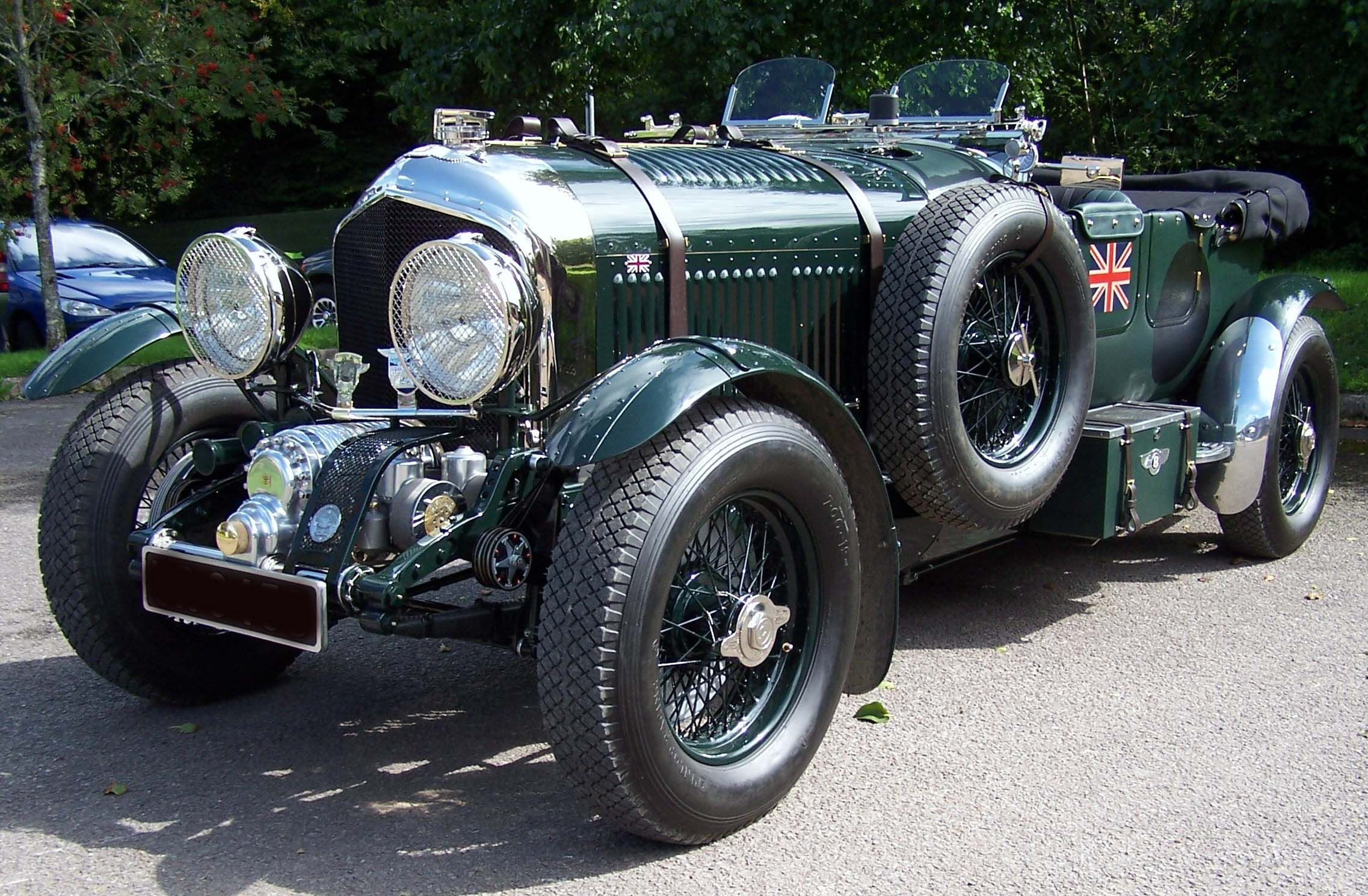 Petersen Bentley Blower Hot Rods Pinterest Cars Bentley Car