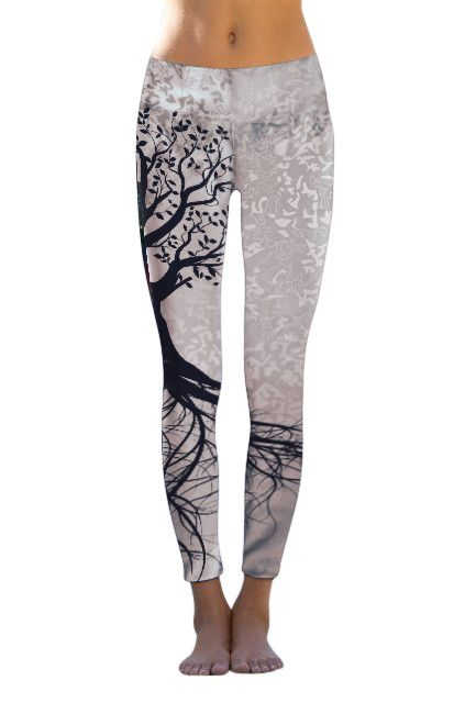99ab3c534a6804 Tree of Life Yoga Pants from Nóli Yoga | Activewear in 2019 ...