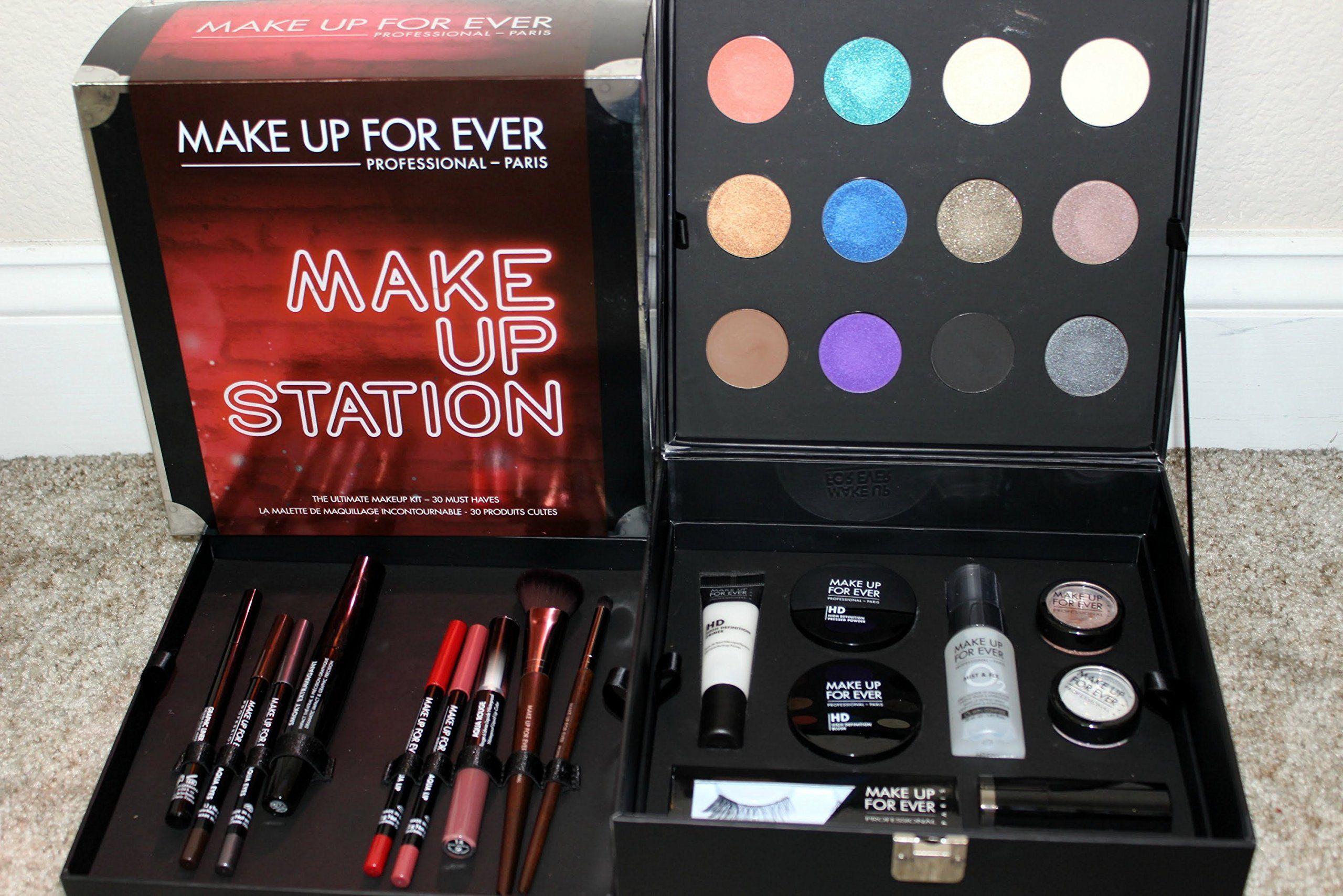 Make Up For Ever Professional Paris Make Up Station