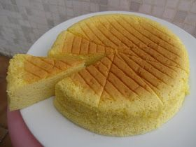 Japanese Souffle Cheesecake   Gateau, Sucre