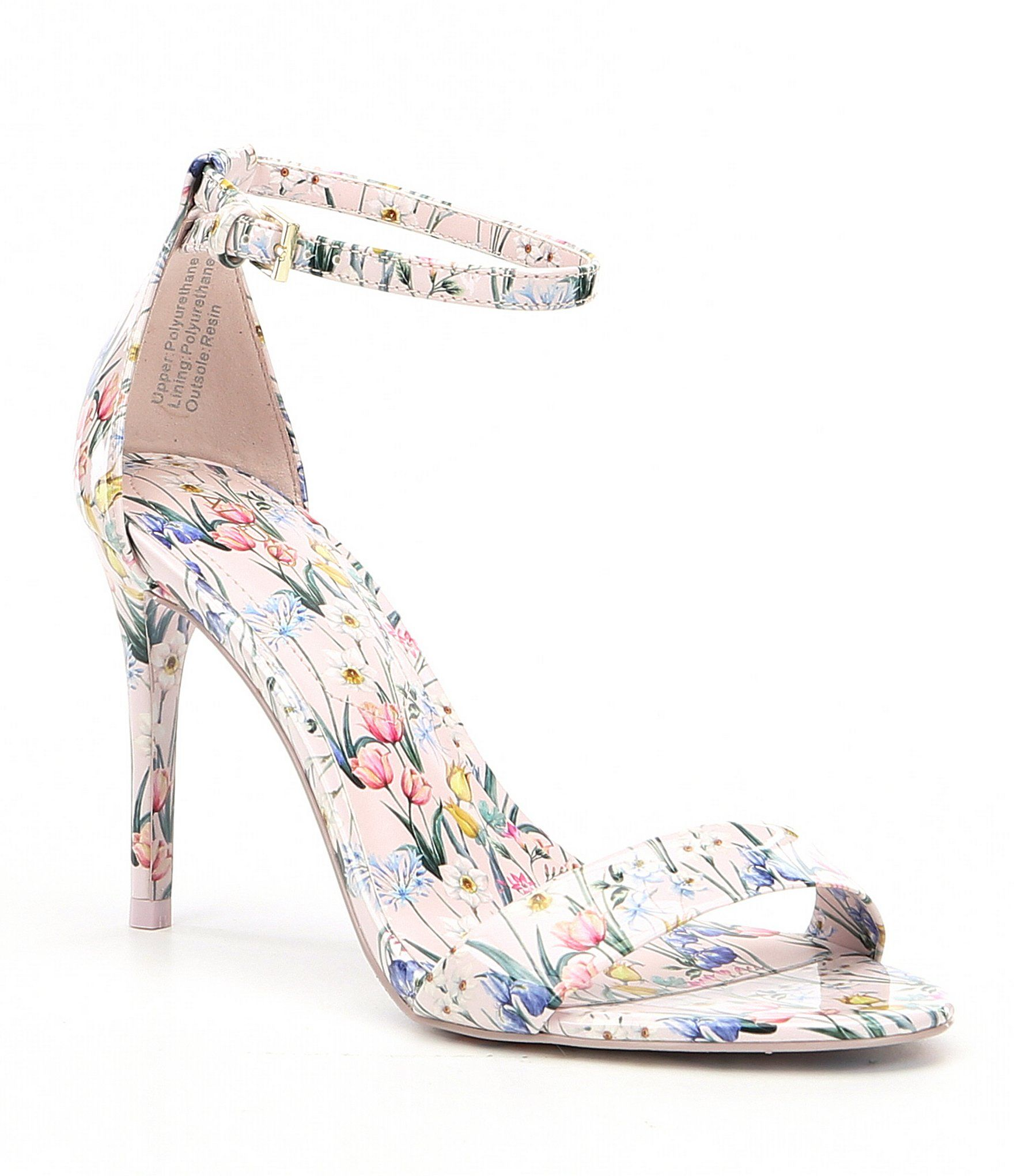 051dd2e5e89 Shop for ALDO Cally Floral Print Ankle Strap Dress Sandals at Dillards.com.  Visit Dillards.com to find clothing