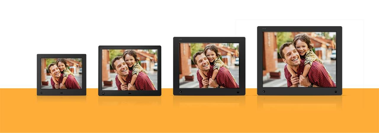 8 inch, 10 inch, 12 inch & 15 inch LED Digital Frames | Best Digital ...