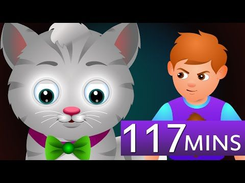 Ding Dong Bell Nursery Rhyme Kitty Cat And Many More Nursery Rhymes Kids Songs By Chuchu Tv Kids Nursery Rhymes Nursery Rhymes Rhymes For Kids